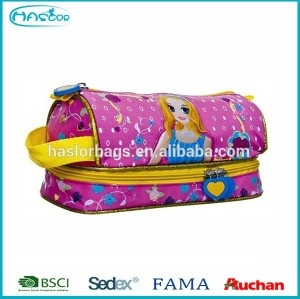 Cute Design Pencil Bag /Girly Pencil Case for Kids