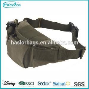High Quolity of Waterproof Waist Bag /Canvas Waist Bag for Men
