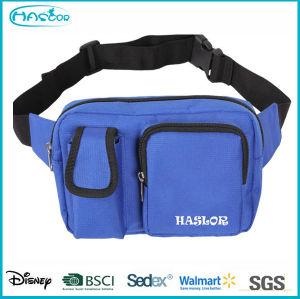 Custom Waterproof Polyester Cycling Side Sports Water Bottle Waist Bag