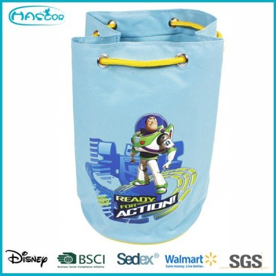 cartoon design drawstring kids beach bag