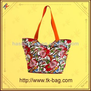 Fashion and Colourful Handbag Very Cheap Beach bags Shopping Bags