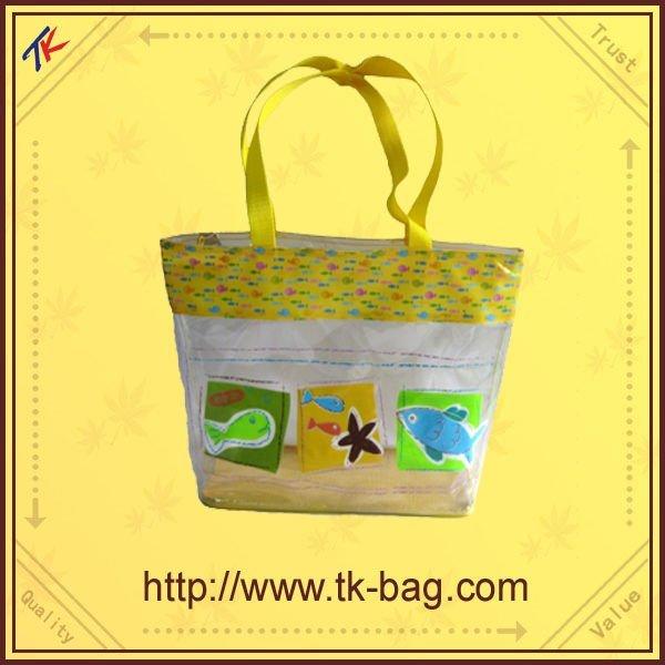 Fashion and Colourful Handbag Very Cheap Beach bags Shopping Bags