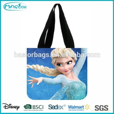 Frozen Custom Printed Canvas Tote Bags for Gril
