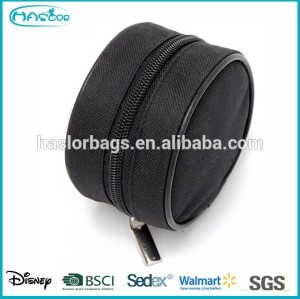 Fashion canvas wholesale cheap key pouch for coin