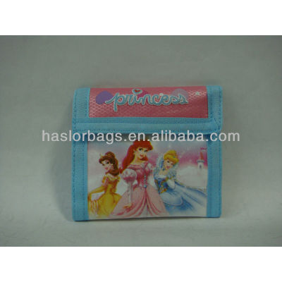 2016 new product Cute Princess Wallet for kids