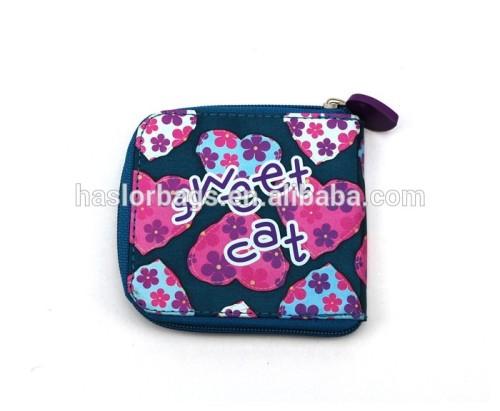 Cheap printing Mini Fashion Kids Wallet