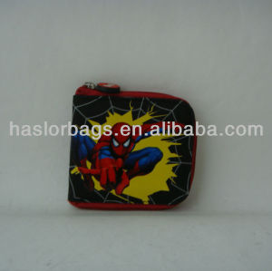 Black and Red Popular Color Purse
