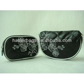 Portefeuille en cuir antique de haute qualité pour les femmes