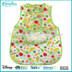 Lovely Pattern Baby Apron