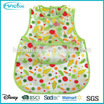 Primary Multicolor Lovely Pattern Baby Sex Apron