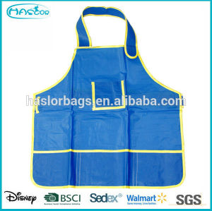 Polyseter Kids Drawing Apron for School