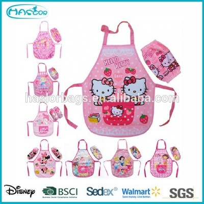 Hot selling waterproof durable children apron