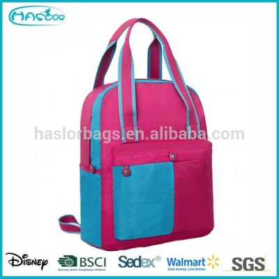 2016 Wholesale Fashion High School Bag For Girls