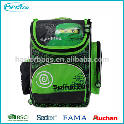 Hotselling High Qulity Cartoon Reflective School Backpack For Kids