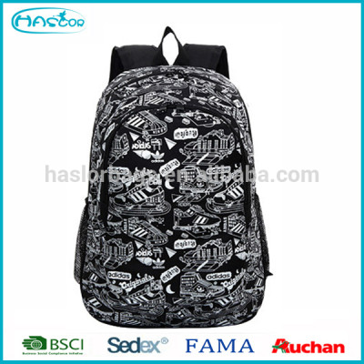 Teen Custom Fashion School Backpack