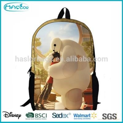 2015 Hotselling Kids Cute Cartoon Picture Of School Bag