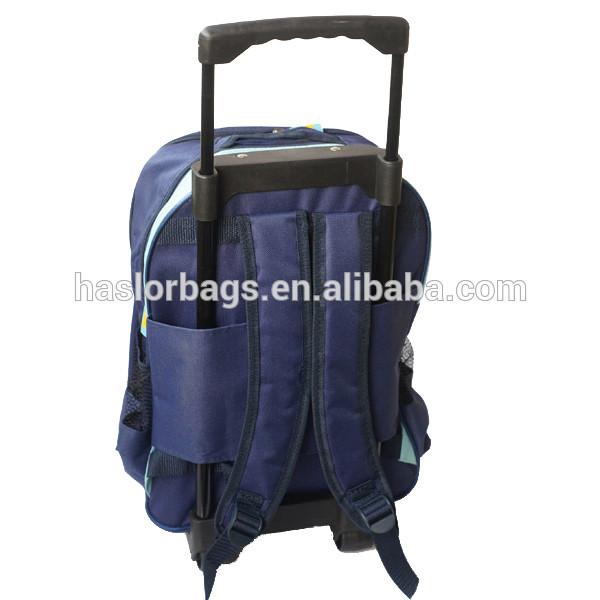 2014 cheapest trolley school bag car shape