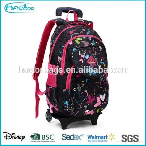 2015 most popular bag trolley school backpack