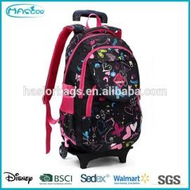 2015 les plus populaires sac trolley backpack école