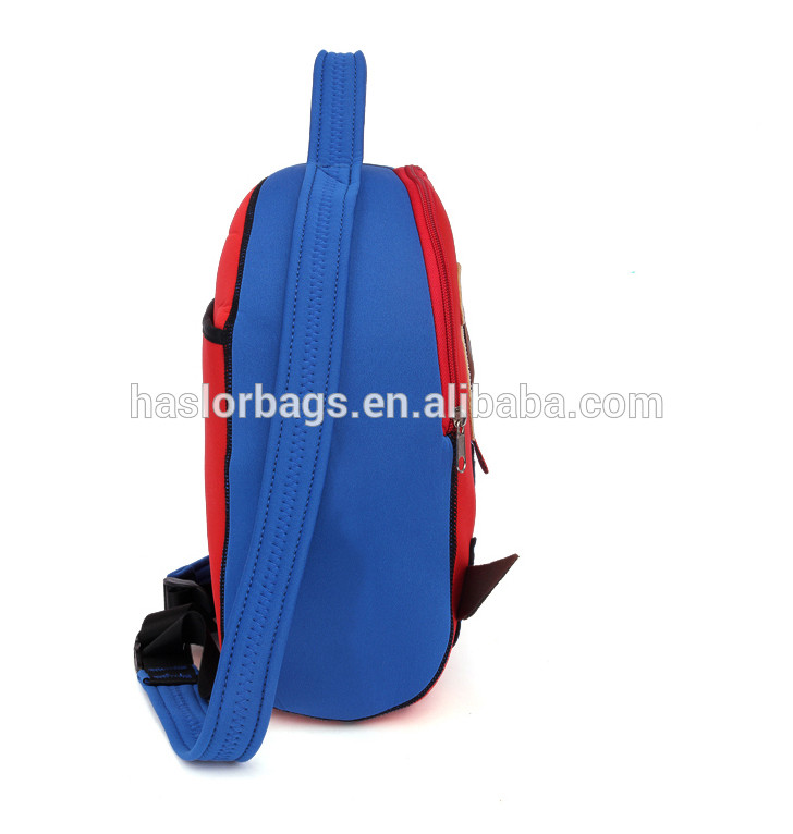 Hot style cute kids dog school bag with factory price