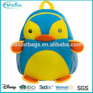 2015 Adorable hot selling kids backpack animal for kindergarten