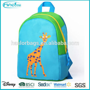 2015 Hot style cute children animal backpack with high quality