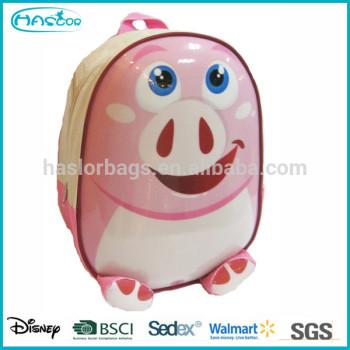 Drôle mignon 3d enfants animaux sac à dos pour filles