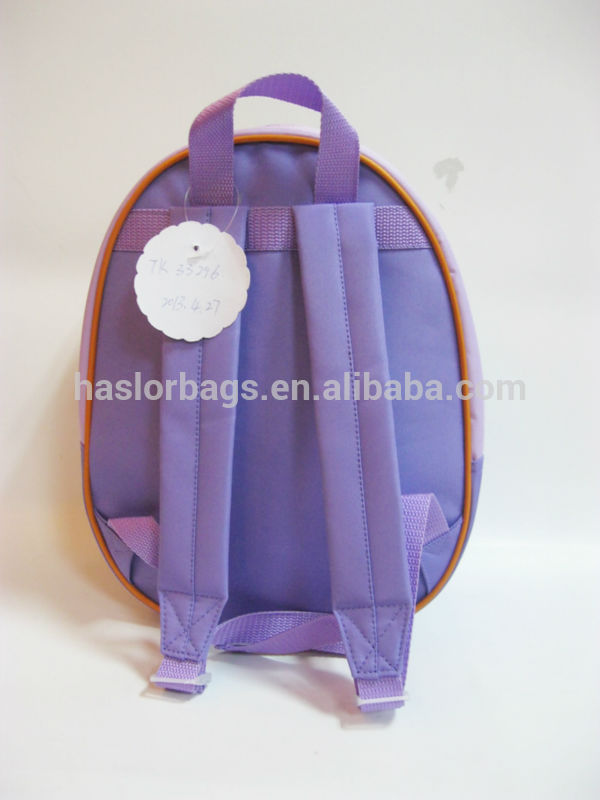 2014 new Design Trendy Cute 3D Animal Backpack for Kids