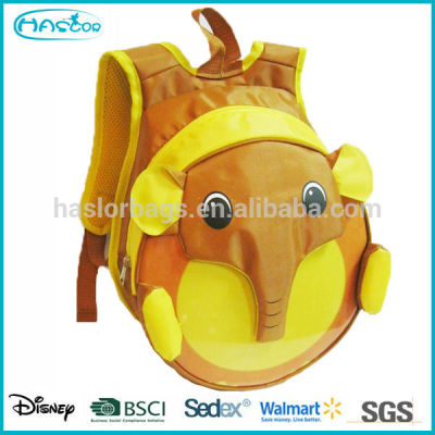 Wholesale Latest Fashion Children Cute 3D Animal Shaped Backpacks for kids