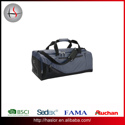 2016 Hot selling cheap sports duffel bag with competitive price