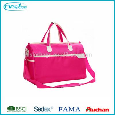 Fashion foldable cosmetic travel bag
