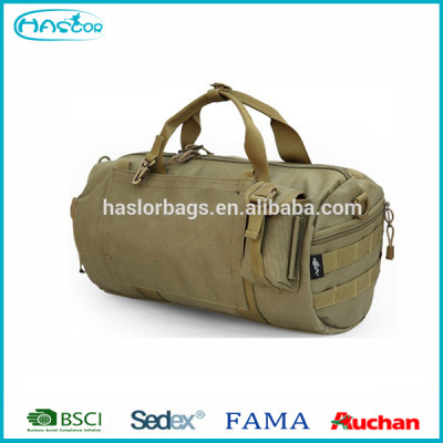 Newest design military travel bag/ duffel bag with factory price