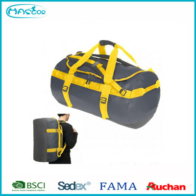 Hot sell 2016 Big Travel Bag tarpaulin pvc sports travel bag