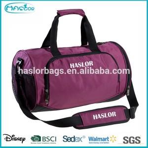 Vente chaude Logo personnalisé pas cher sacs de sport usine
