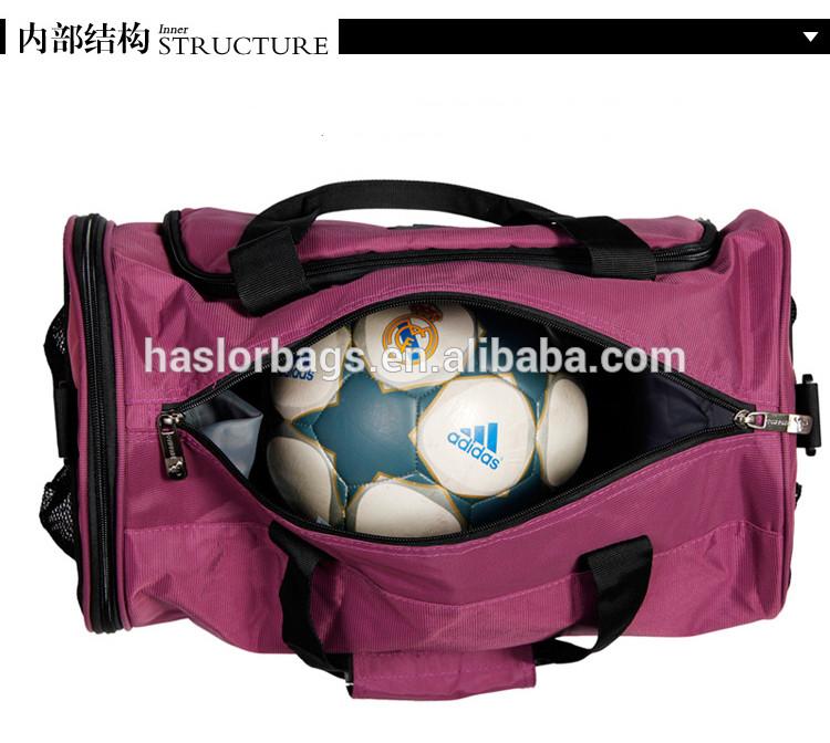 Hot Sale Custom Logo Cheap sport bags factory