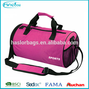 Fashionable pro sport gym bags/duffle bag