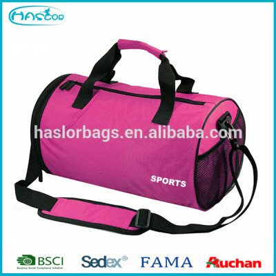 Fashionable pro sport gym bags/duffle bag
