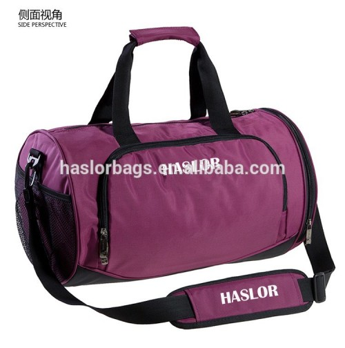 Hot sale fashional travel pro sports bag with china factory