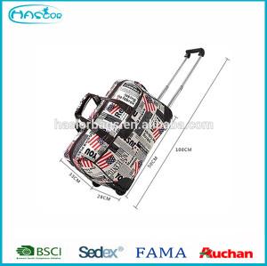 Grande taille pliage voyage sport sacs roues