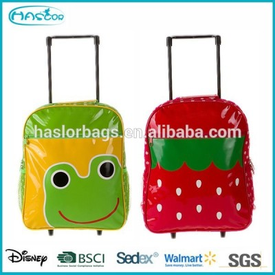 Kids Travel Trolley Bag with Cute Design