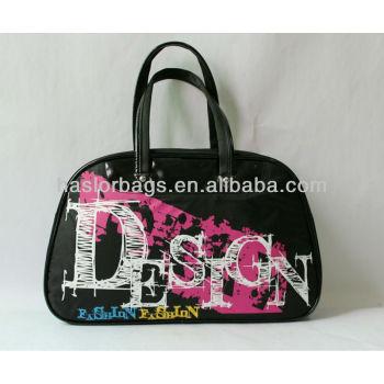 Très Simple Design noir dames mode sac à main magnifique