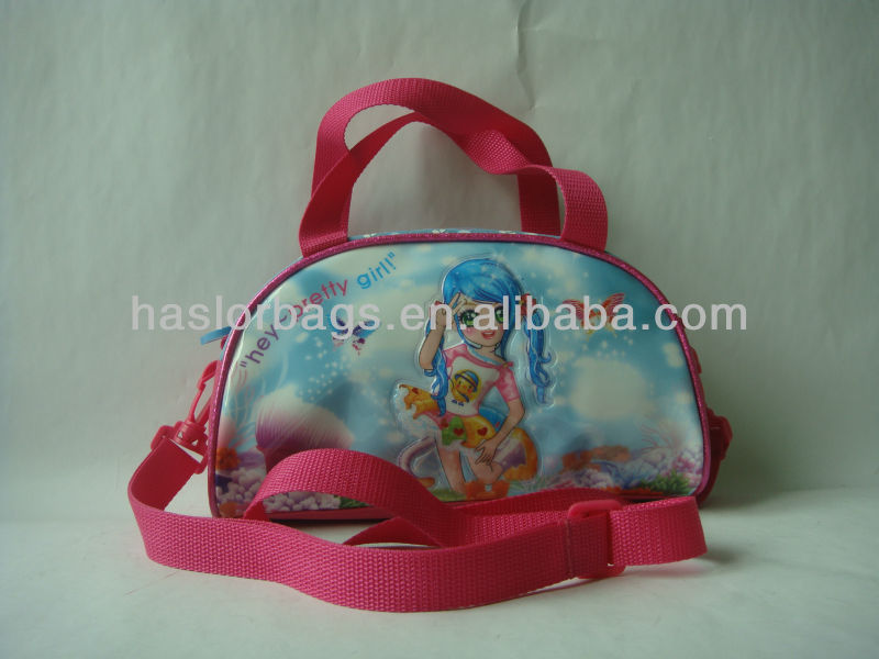 Cheap Schoolbag for Little Girls Beautiful Handbag