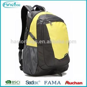 Gros sac à dos de sport de loisirs avec un ordinateur portable poches de la chine fabricant