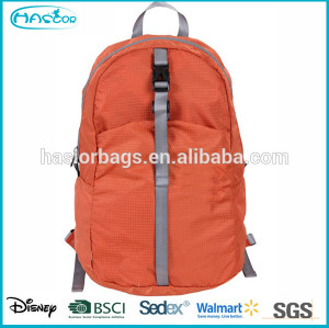 Wholesale custom folding travel backpack with durable material