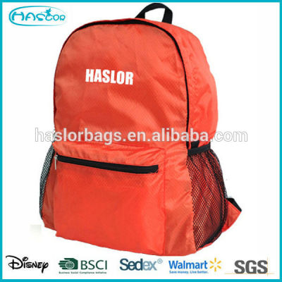 New design folding backpack bicycle with waterproof material
