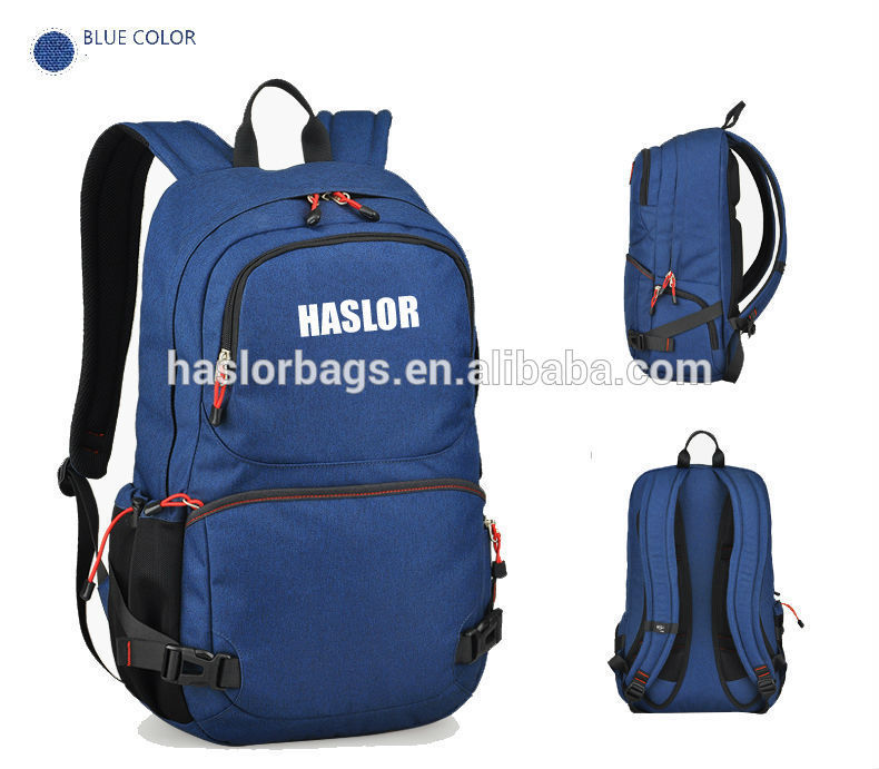 2015 high quality wholesale custom canvas backpack for men