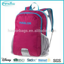 Custom hot style sac à dos d'école pour les adolescentes