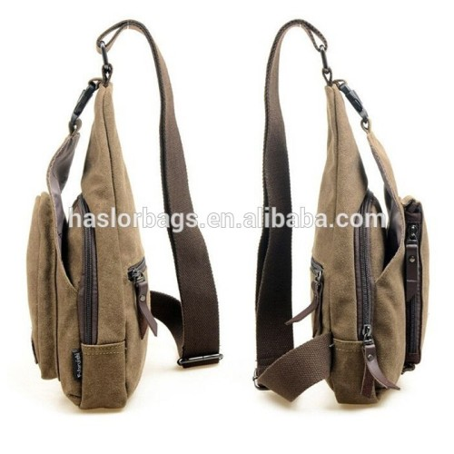 New style cute denim canvas backpack wholesale