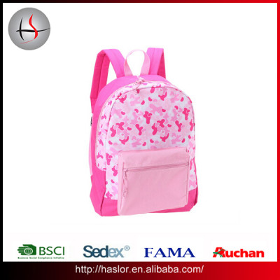 Fashion good quality teenager backpack school bag