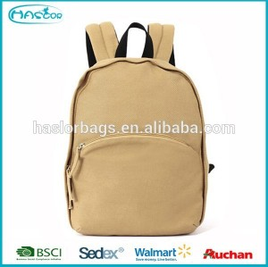 2015 most popular backpack canvas wholesale